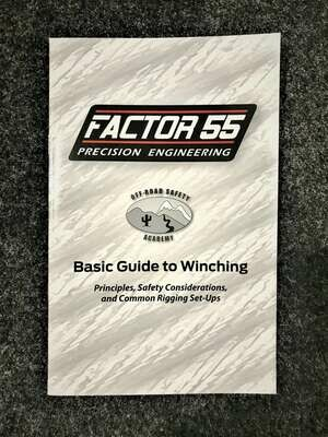 Basic Guide to Winching Manual