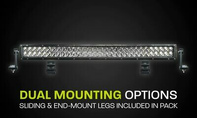 DOUBLE ROW LED BAR 27