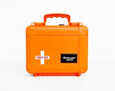 5000 Series First care Kit (Day Tripper) Orange- 1200-WP-5000
