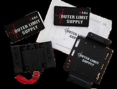 Aluminum Quick Release System-2000-AUL-QRS