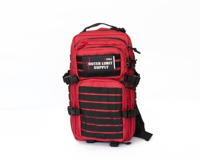 All Terrain Backpack -RED- 80136