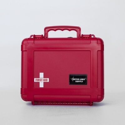 6500 Series First Care Kit (Outback) Red-1500-WP-6500