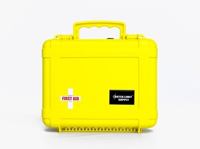 6000 Series First Care Kit (Weekend Warrior)-Yellow-1400-WP-6000