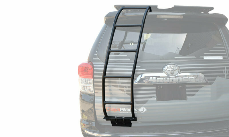 Rear Ladder Toyota 4Runner 5thGen-Black - BR-TY4RG5-LADDER-0 - Bajarack