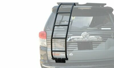 Rear Ladder Toyota 4Runner 5thGen-Black - BR-TY4RG5-LADDER-0 - Bajarack