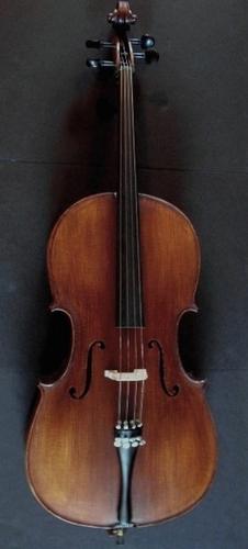 Capri Cello Outfit VC550
