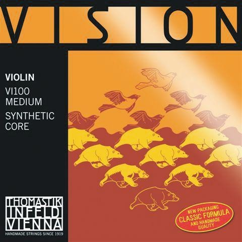 Infield Vision String Violin -Synthetic Core