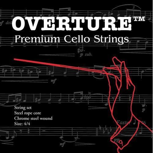 Overture Cello Strings