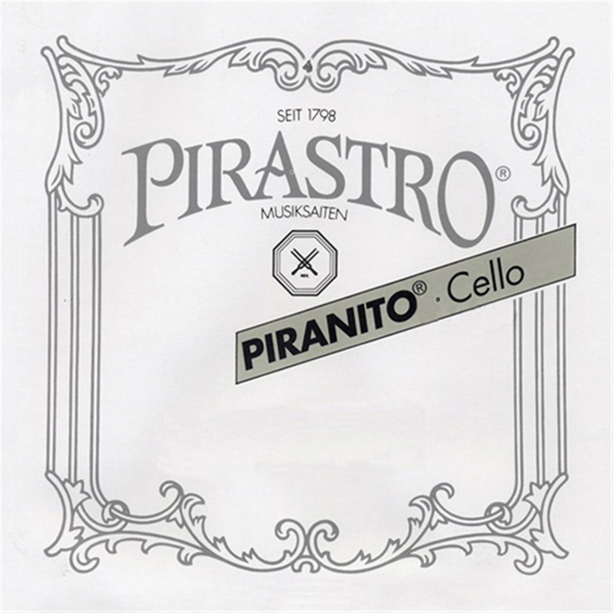 Pirastro Piratino String Cello- Steel Core 6350