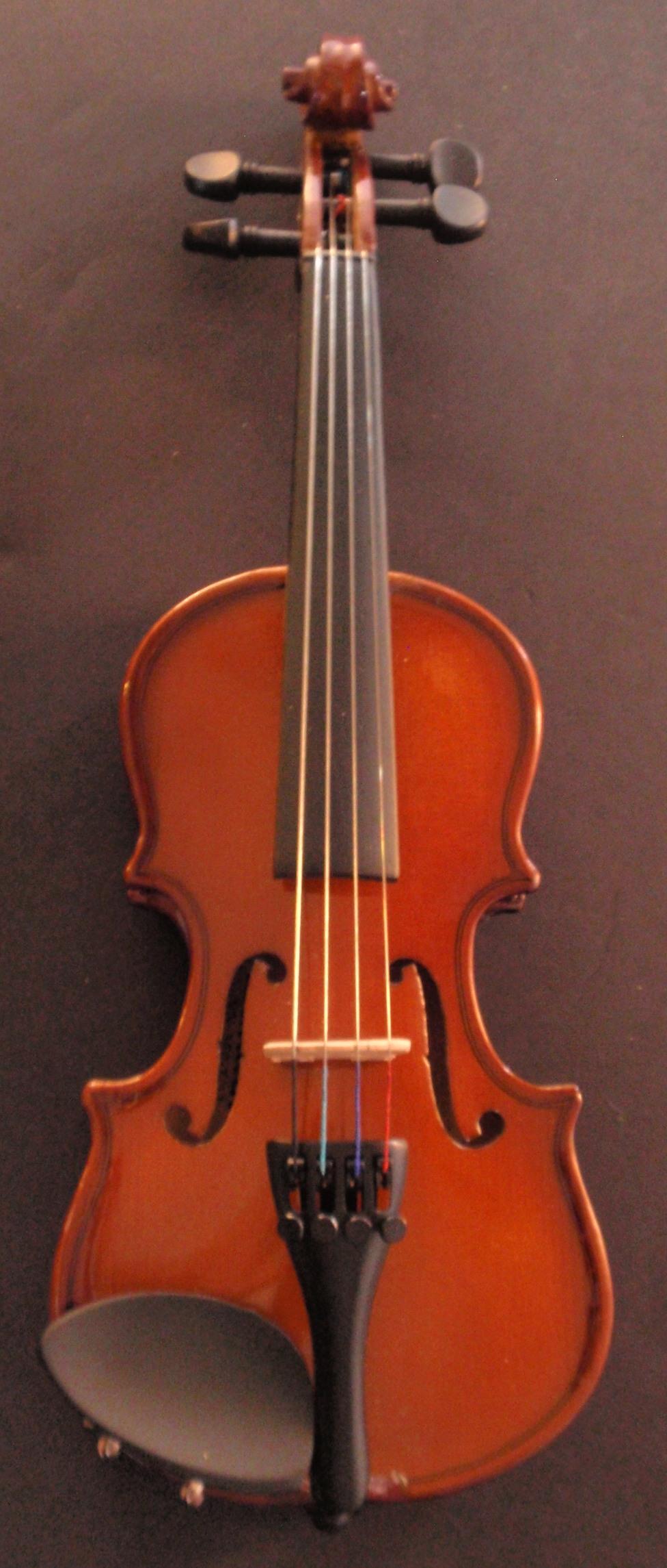 Campus Violin Frontview
