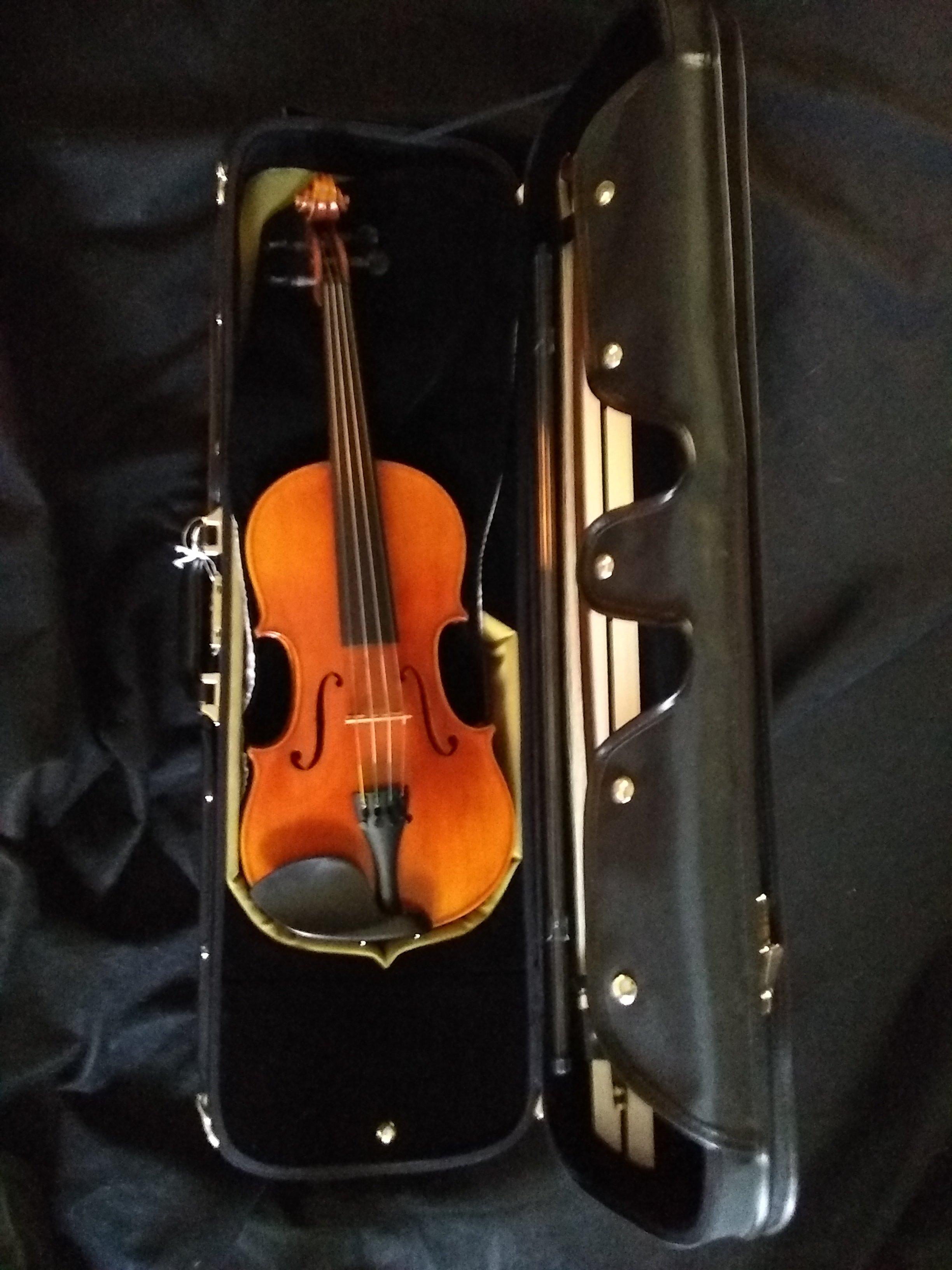 Thankful Strings B50 Violin Outfit Thkstring B50