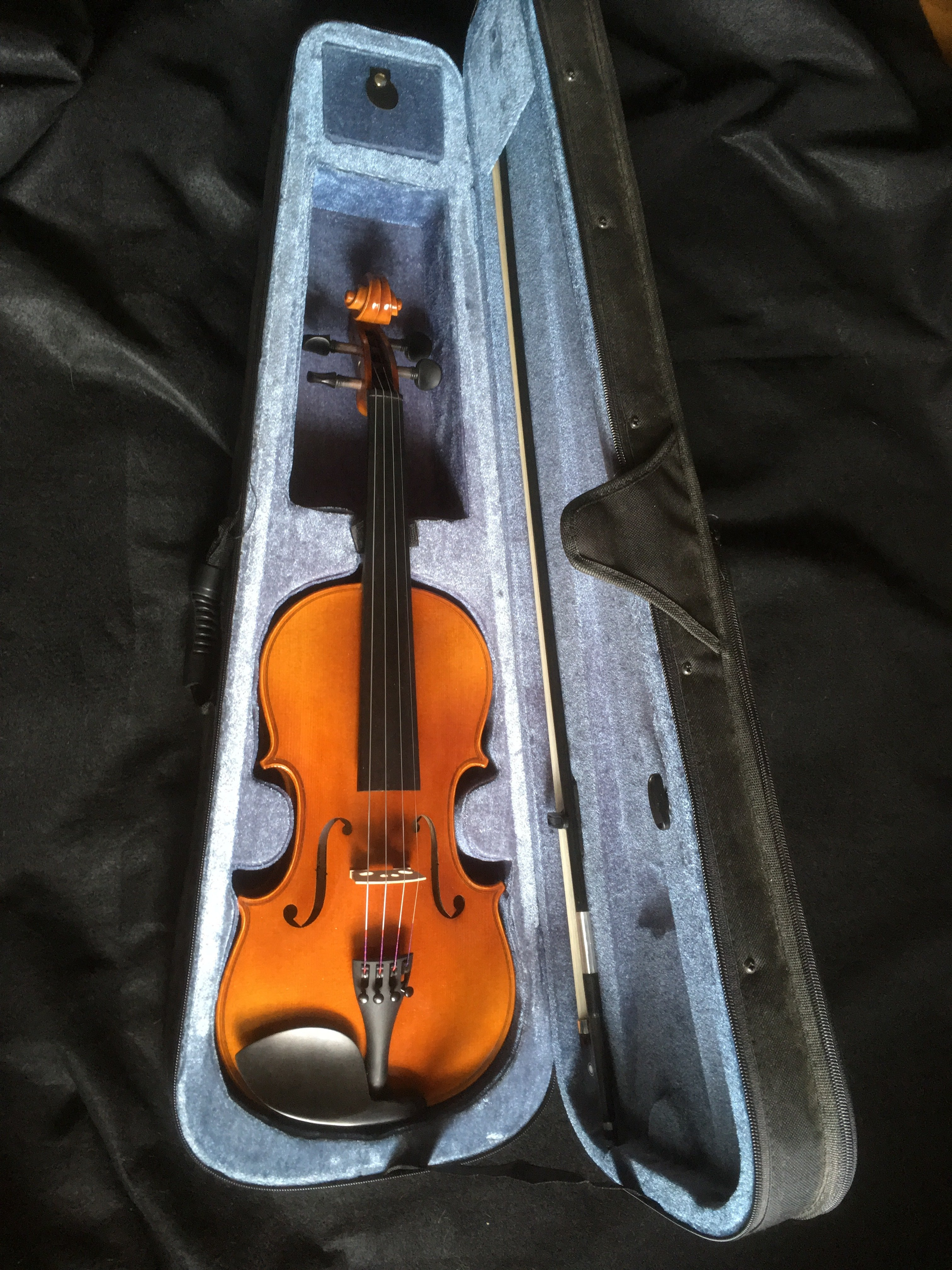"Bella Voce ""Musica"" Violin Outfit DX60VN"