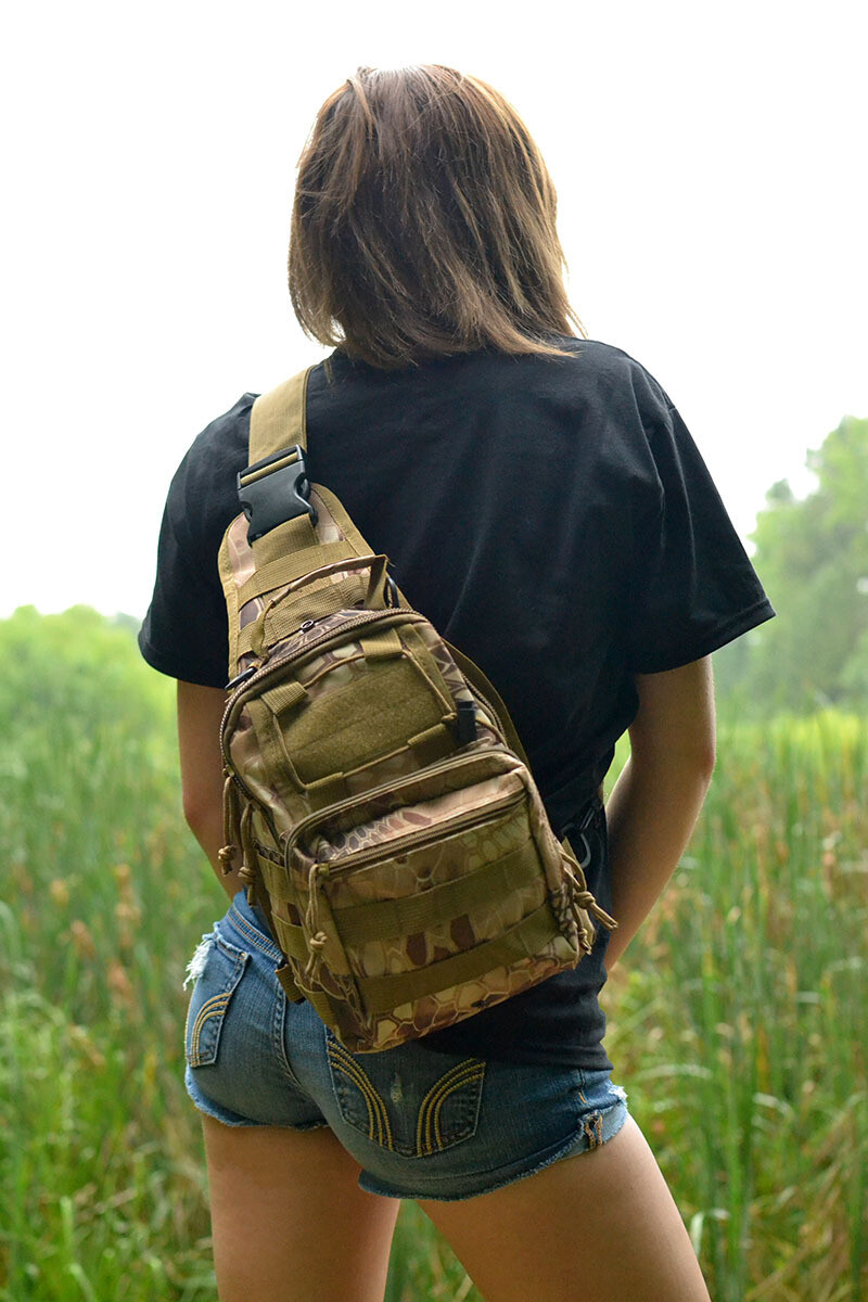 Echo Tactical Sling Bag
