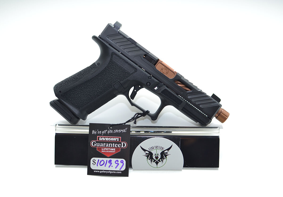 Shadow Systems MR918 Elite 9mm OPS