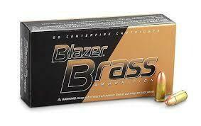 Blazer 9mm
