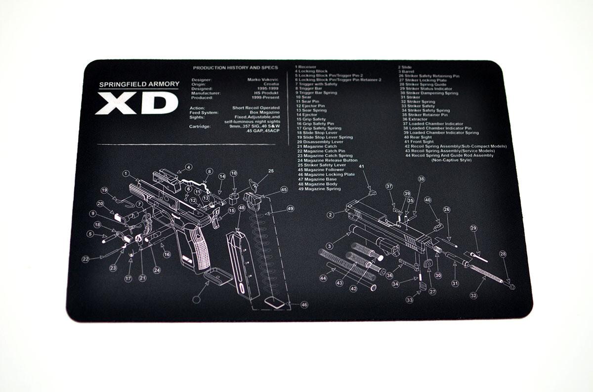 XD mat