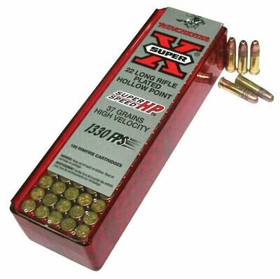 Winchester Super X .22LR