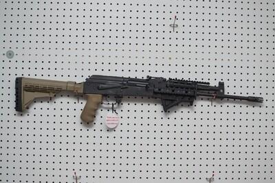 M&M AK47