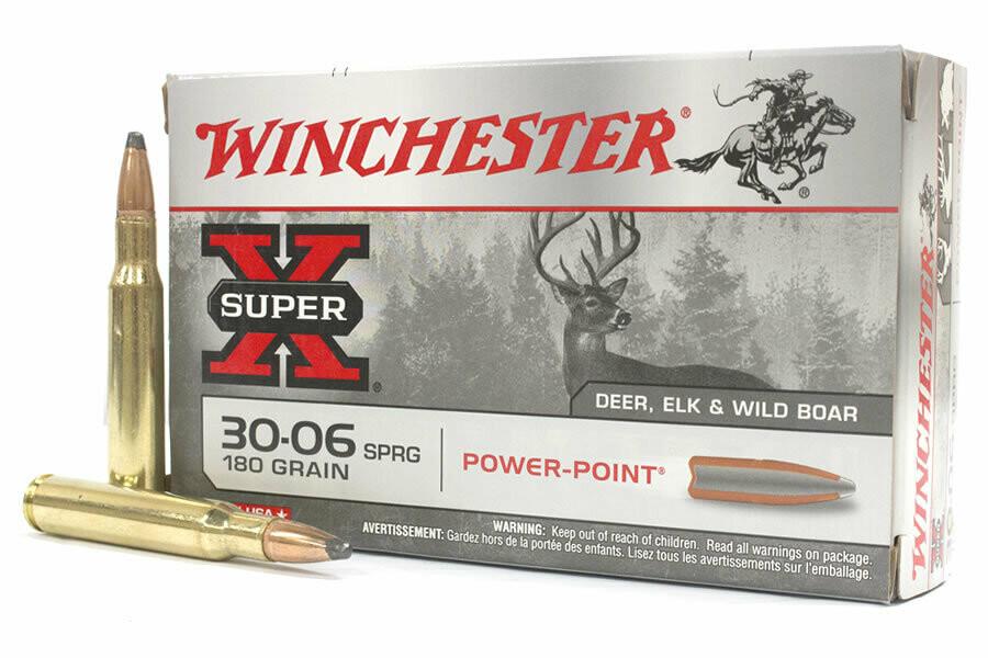Winchester Super X 30-06