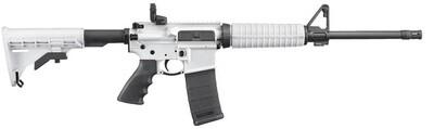 Ruger AR556 White