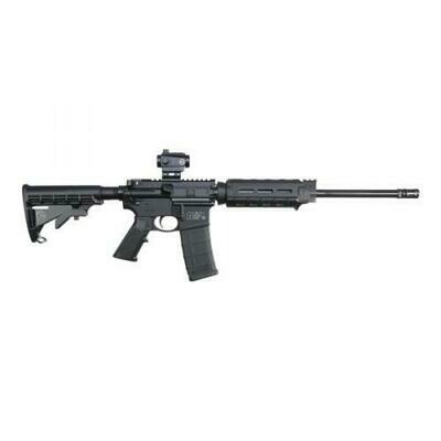 S&W M&P-15 Sport II w Optic M-Lock