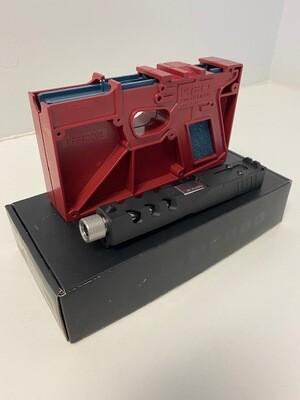 Pom80 complete kits, with RockSlideUSA slides