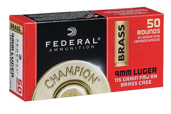 Federal 9mm