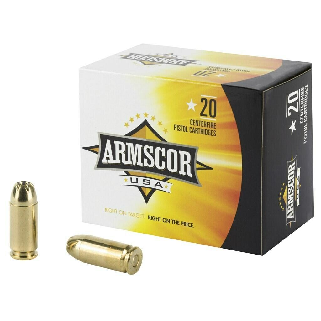 Armscor .40 hollow point