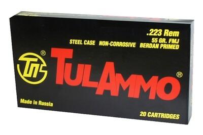 TulAmmo .223