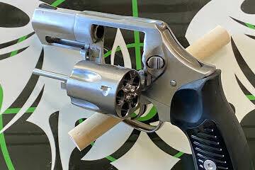 Ruger SP101 357