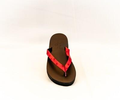 Osrtich Sandal