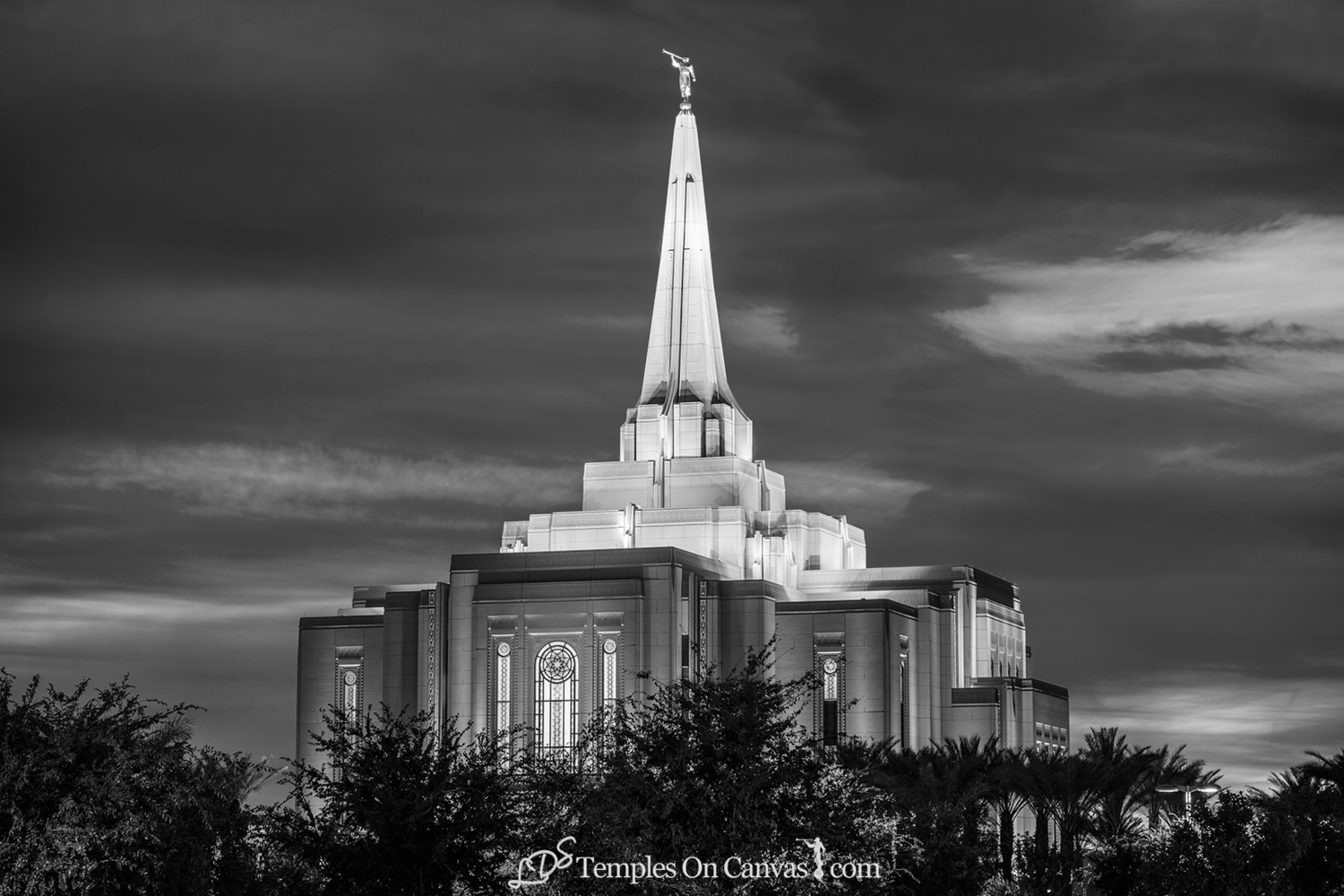 Gilbert Az Temple Pics Personalized Lds Temple Art