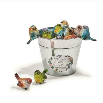 Bird Pot Sitter