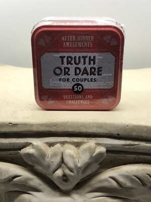 Truth Or Dare 4 Couples