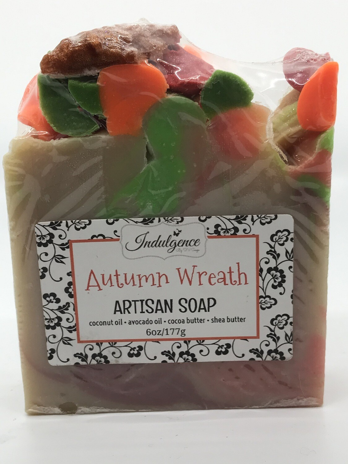 Autumn Wreath Soap