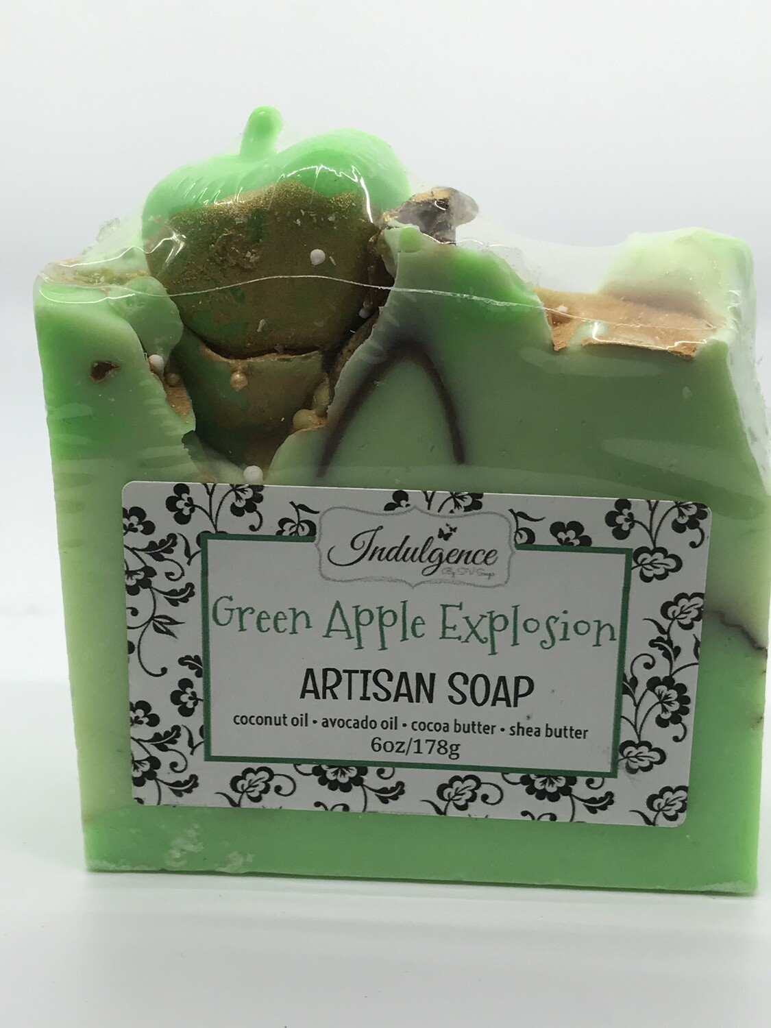 Green Apple Soap