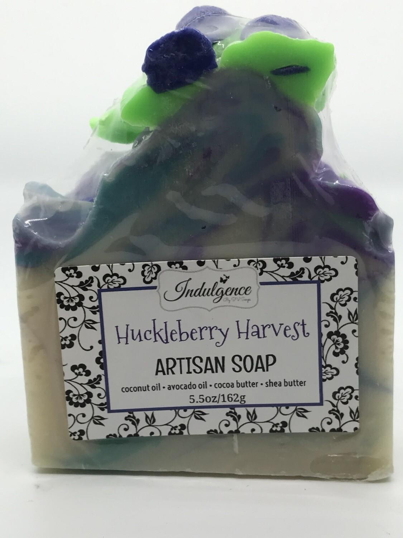 Huckleberry Harvest Soap