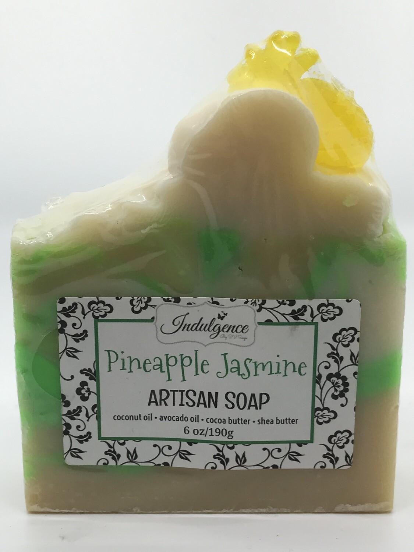 Pineapple Jasmine Soap
