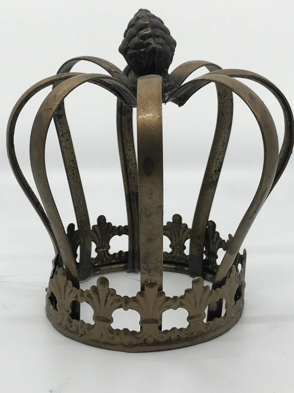 Sm Bronze Crown