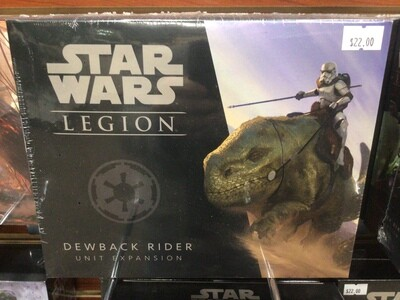 Dewback Riders