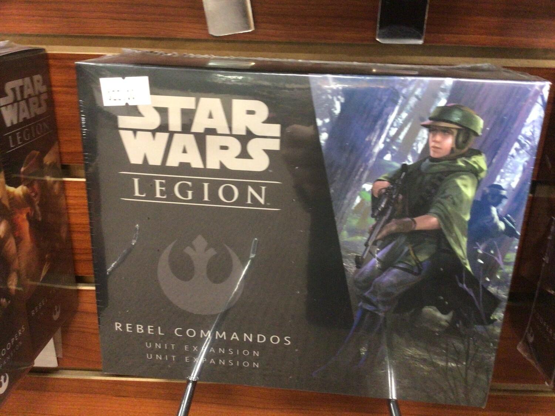 Rebel commandos expansion