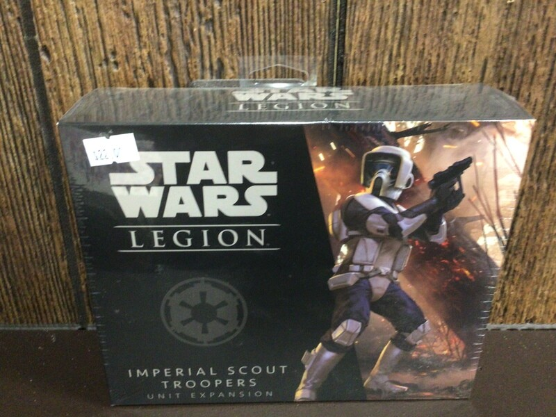 Imperial scout troopers expansion
