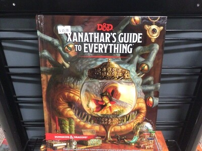 Xanthars Guide to Everything