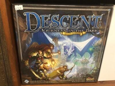 Descent:Journeys in the Dark