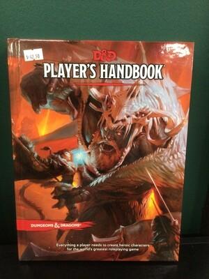 Players Handbook 5th edition