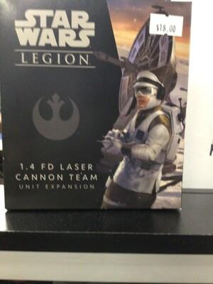 1.4 FD Laser Cannon Team