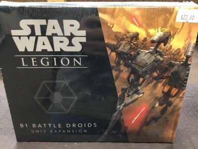 B1 Battle Droids