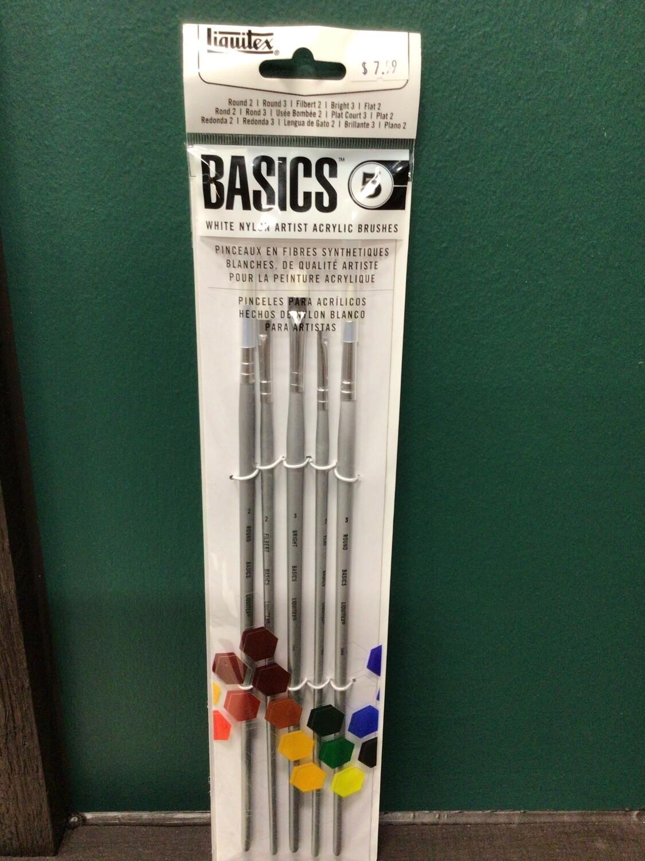 Basics 5 Brushes