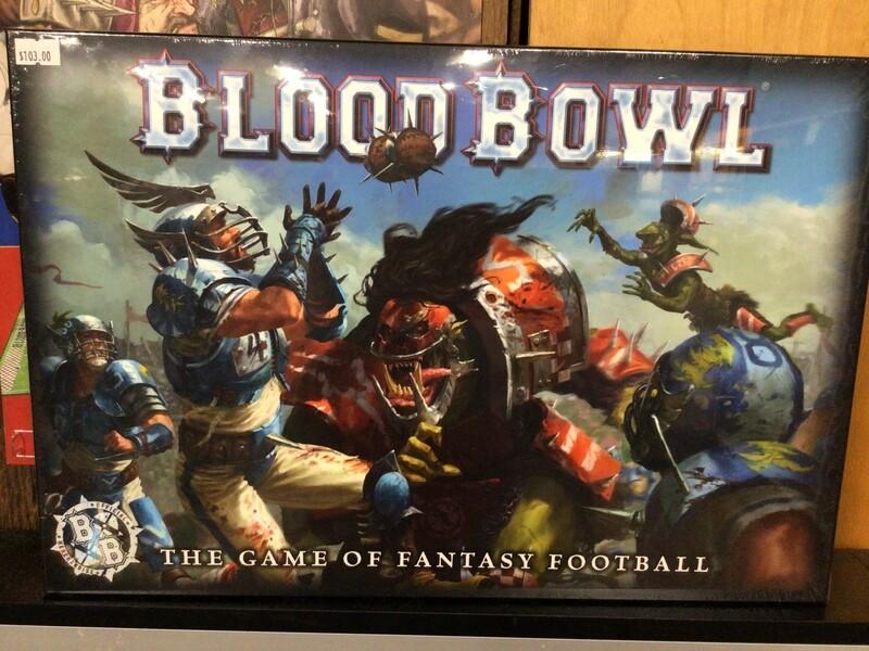 Blood Bowl Game