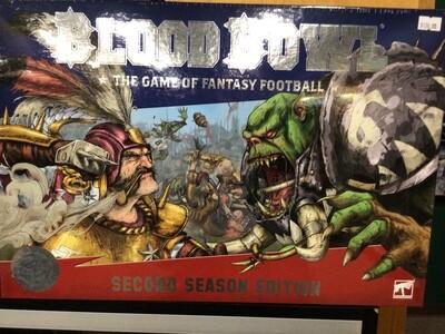 Blood Bowl Game Season Two